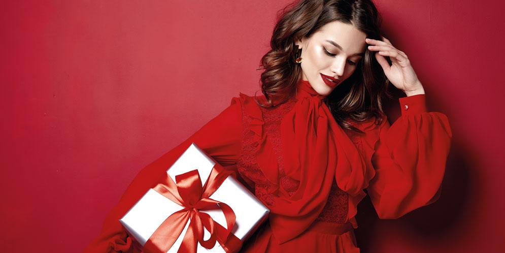 Pflegender Luxus zu Weihnachten